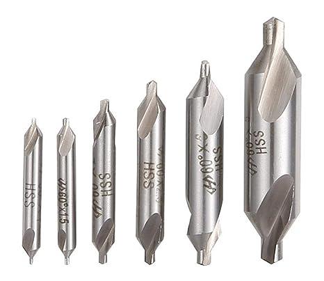 Amazon.com: Vertily - Juego de brocas de titanio, 6 piezas ...