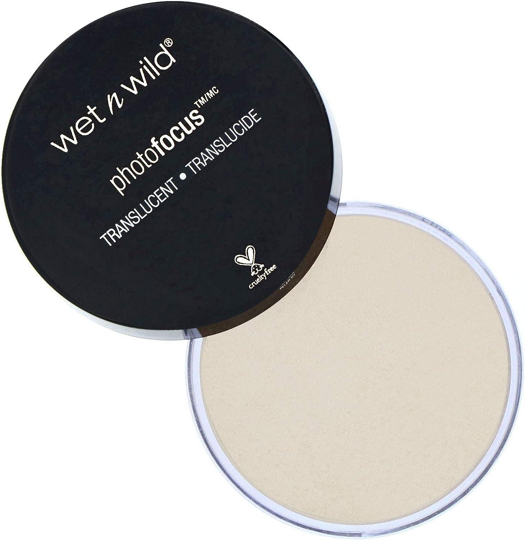 WET N WILD Photo Focus Loose Setting Powder - Translucent