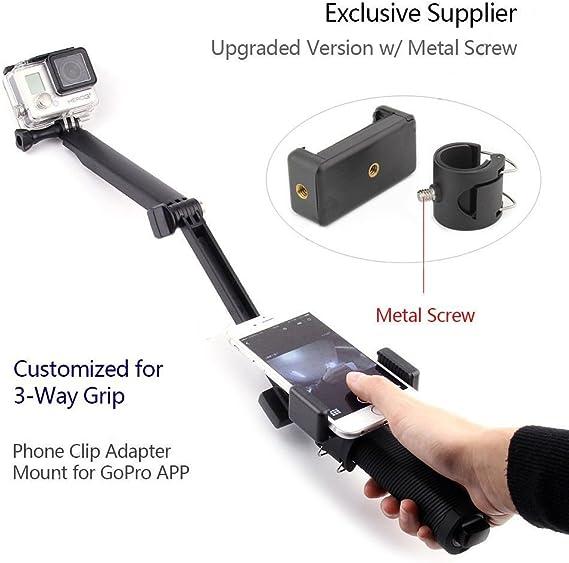 GoPro 3-Way Grip GoPro Official Mount Tripod Arm