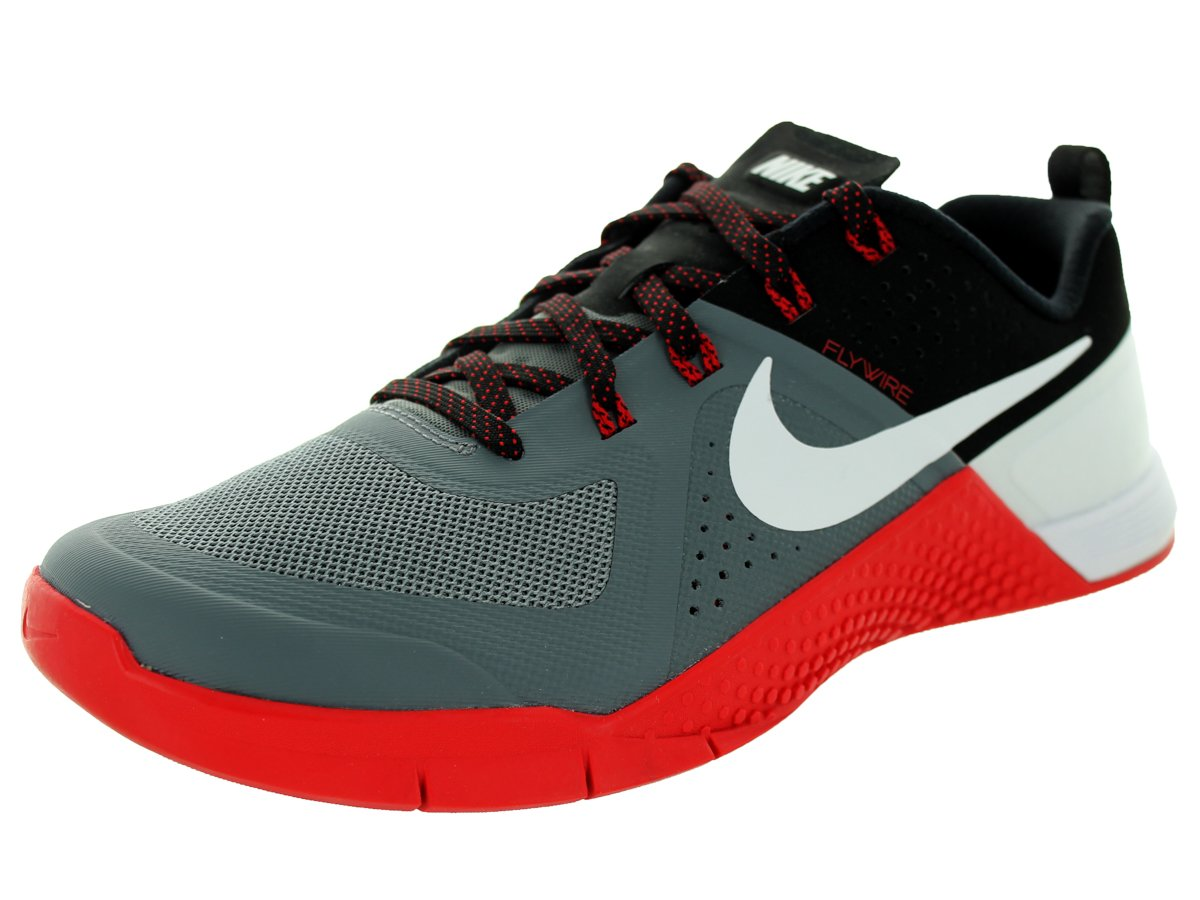 Nike Metcon 1, Zapatillas de Deporte Exterior para Hombre 40.5 EU|Negro-Gris