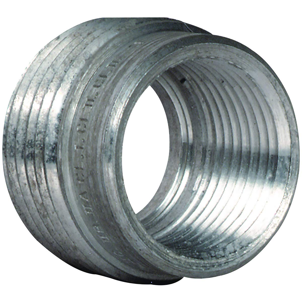 Killark R-32 Reducing Bushing, 1'' - 3/4'' Hub Size, Copper-Free Aluminum, 23/32'' Body Length