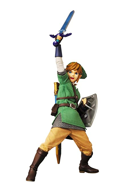 Online Einkaufen PVC The Legend of Zelda Figure Not original