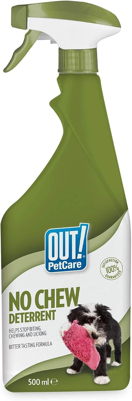 OUT! Disuasorio sin Masticar, 500 ml.