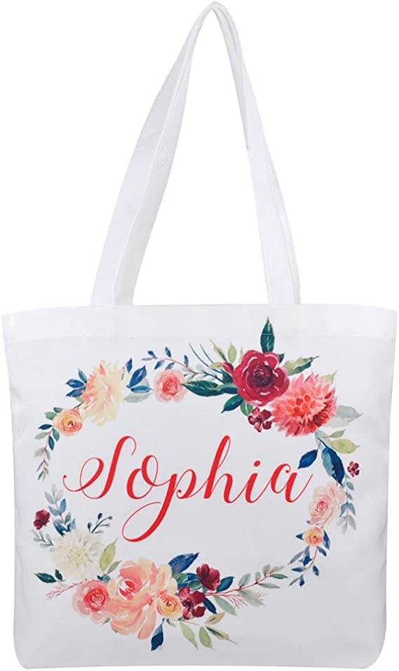large carrying shoes mother of the bride eco friendly accessories gifts for bridesmaids perfect for giving gifts Personalised tote bag