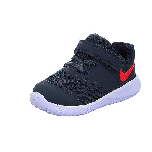 NIKE Star Runner (TDV), Zapatillas de Estar por casa Unisex bebé: Amazon.es: Zapatos y complementos