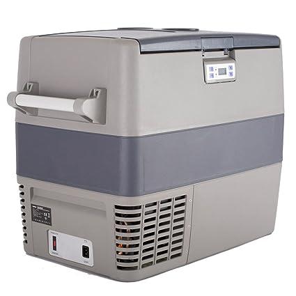 12 Volt Fridge >> Amazon Com Smad 12v Refrigerator Portable Freezer For Camping Car