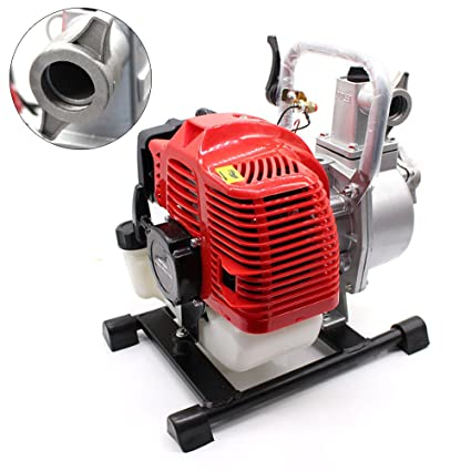 Amazon WUPYI Gas Gasoline Water Pump 2 Stroke 17HP Engine