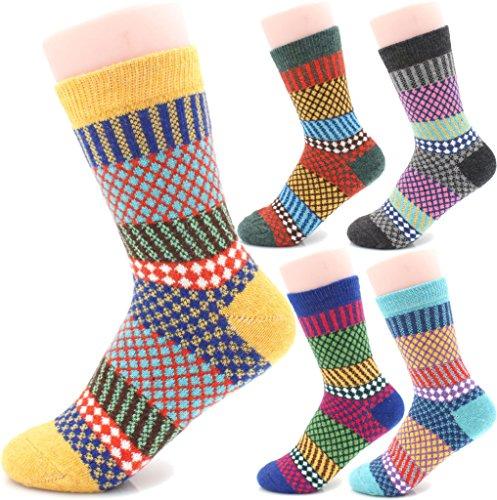 fuzzy thermal socks - 3
