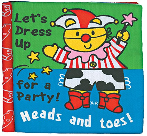 Read Online Heads & Toes: Let's Dress Up for a Party! ebook