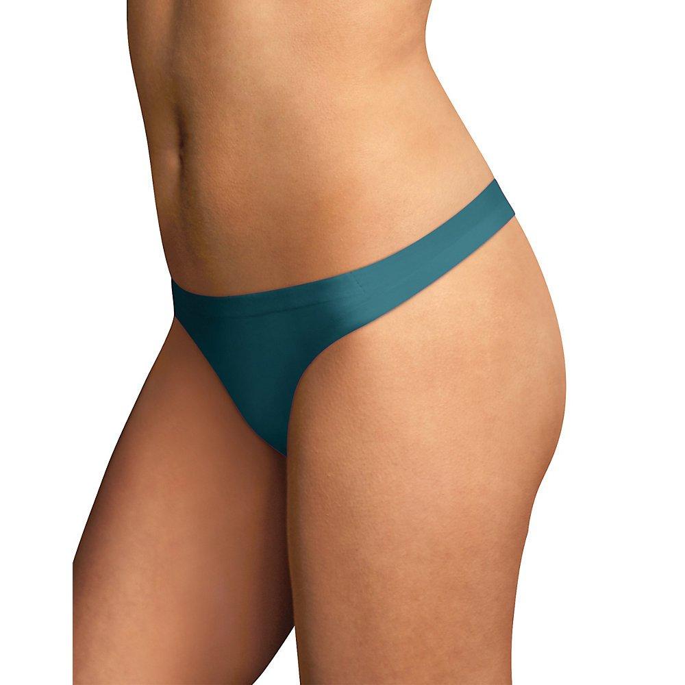 Maidenform Womens Comfort Devotion Thong Panty 40149