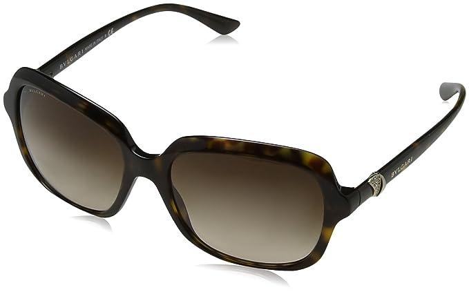 Amazon.com: Bvlgari bv8176b de la mujer anteojos de sol ...