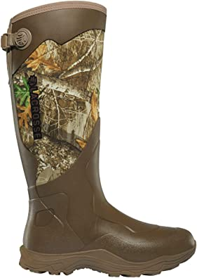 """Lacrosse Men/'s 302442 Alpha Agility Realtree Edge 1200G 17/"""" Hunting Boots"""