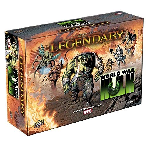 Upper Deck Legendary DBG: World War Hulk Expansion from Upper Deck
