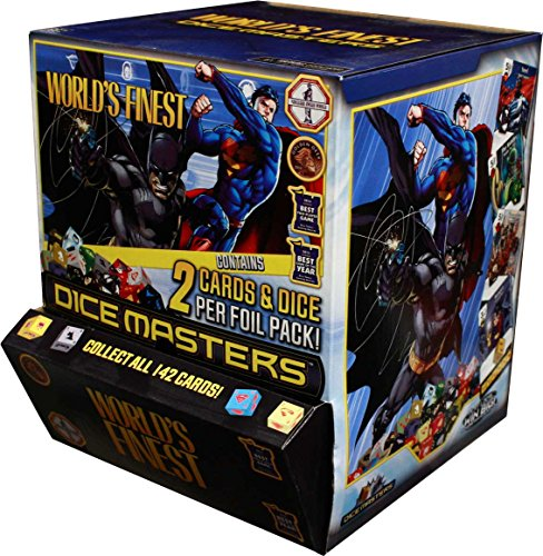 Dice Masters: World's Finest Gravity Feed (90 Count)