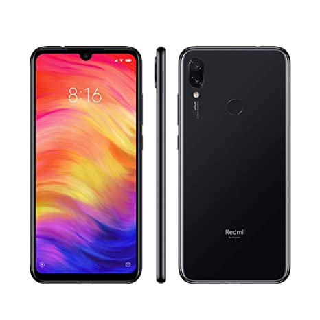 Xiaomi Redmi Note 7, 64GB/4GB RAM, 6 30'' FHD+, Snapdragon 660, Black -  Unlocked Global Version