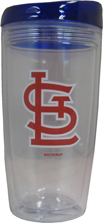 Boelter St. Louis Cardinals 16 oz Tritan Slider Tumbler