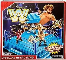 WWE Mattel Officiel Rétro Wrestling Ring
