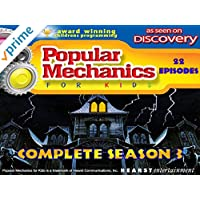 Popular Mechanics For Kids - Complete Season 3