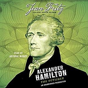 Alexander Hamilton: The Outsider Audiobook