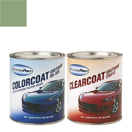 Auto Touch Up Paint >> Amazon Com Expresspaint Quart Mercury Cougar Automotive Touch Up