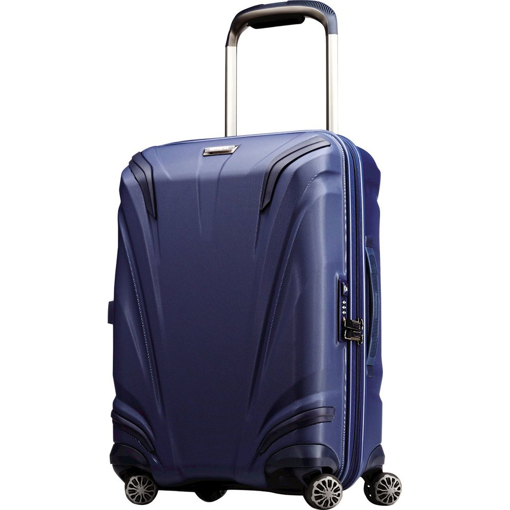 Samsonite Silhouette Xv Hardside Spinner 26, Twilight Blue by Samsonite