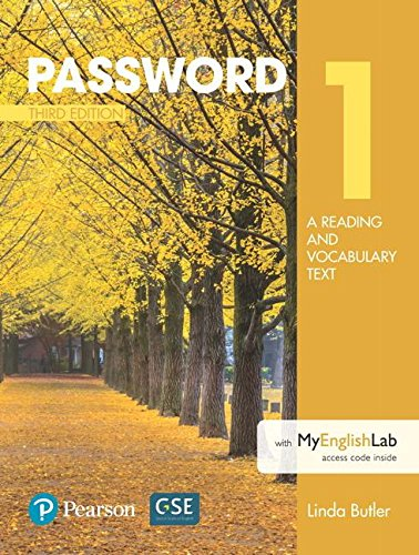 Password 1 with Essential Online Resources (3rd Edition) (New Password 1)