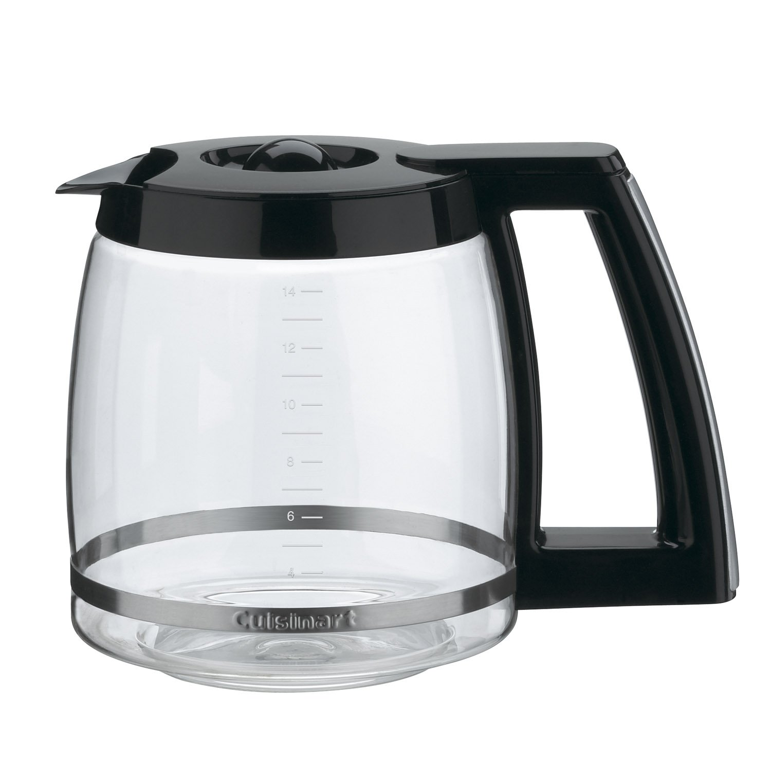 Cuisinart coffee maker stainless steel carafe - Amazon Com Cuisinart Dcc 2600 Brew Central 14 Cup Programmable Coffeemaker With Glass Carafe Drip Coffeemakers Kitchen Dining