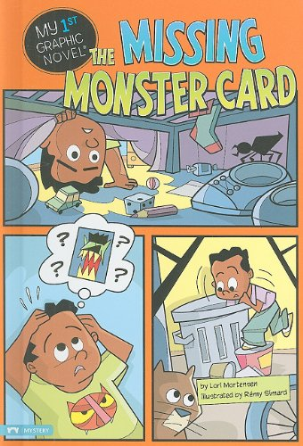 The Missing Monster Card (My First Graphic Novel) pdf