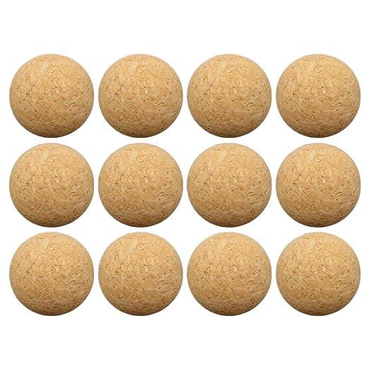yizhi2325 Bolas de Juegos de Mesa de 12 pcs, balones de reemplazo ...