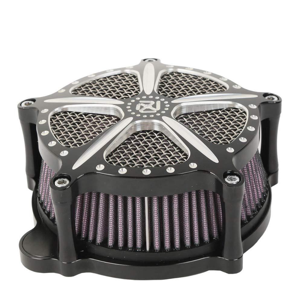 Filtre /à air modifi/é pour moto Harley Dyna Softail Touring Fat Boy Electra Glide Road King
