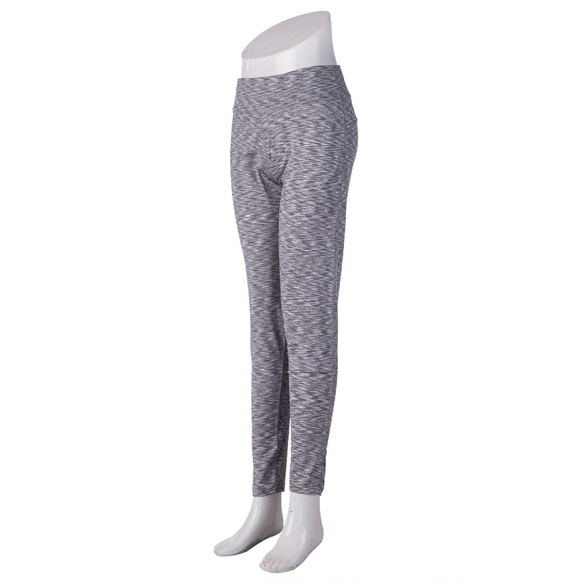 f83b45f149411 D. women Girl Ombre Yoga Pants Ultrasoft Performance Active Stretch High  Waisted Running Leggings (Large, Gray): Amazon.ca: Clothing & Accessories