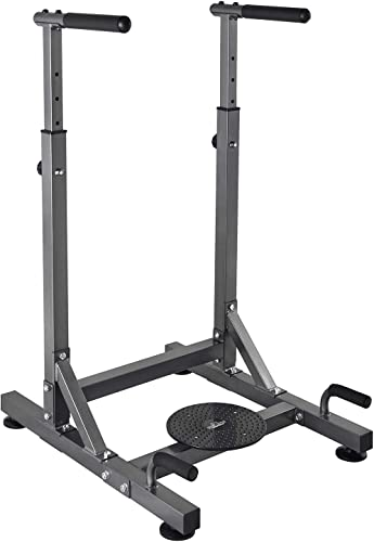 RELIFE REBUILD YOUR LIFE Dip Station Power Tower Exercise Training Parallel Bar Ab Workout Sports Equipment Dip Stand