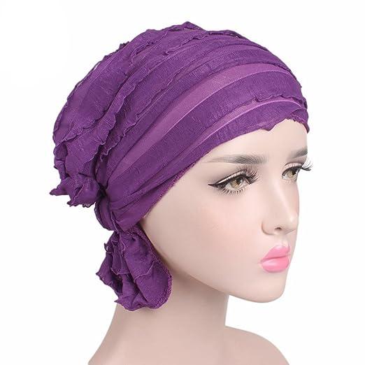 0eb9a48b782 SYlive Women Chemo Hats