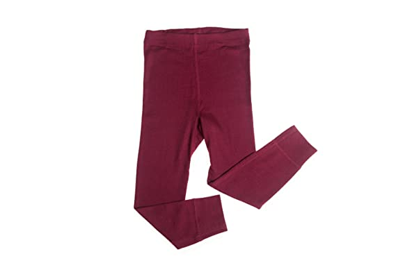 Amazon.com: Big Girls Organic Wool-Silk Long-Underwear Pants: Clothing