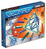 Geomag 40-Piece Color Construction Set with Assorted Panels – Mentally Stimulating for Children and Adults – Safe and Construction – For Ages 3 and Up