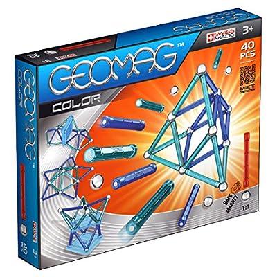 Geomag Classic Color 40 Pezzi 252