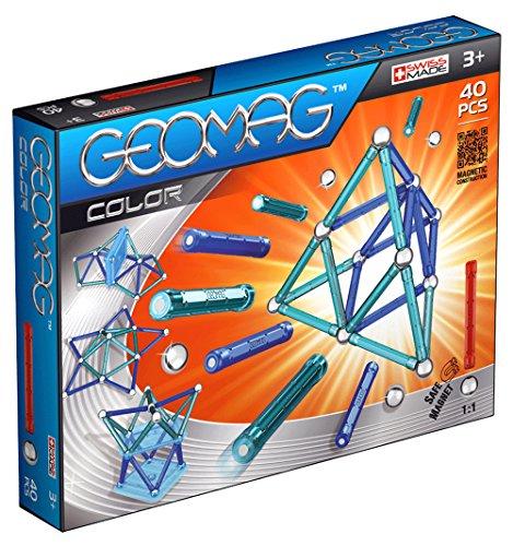 Geomag 252 - Color, 40-teilig