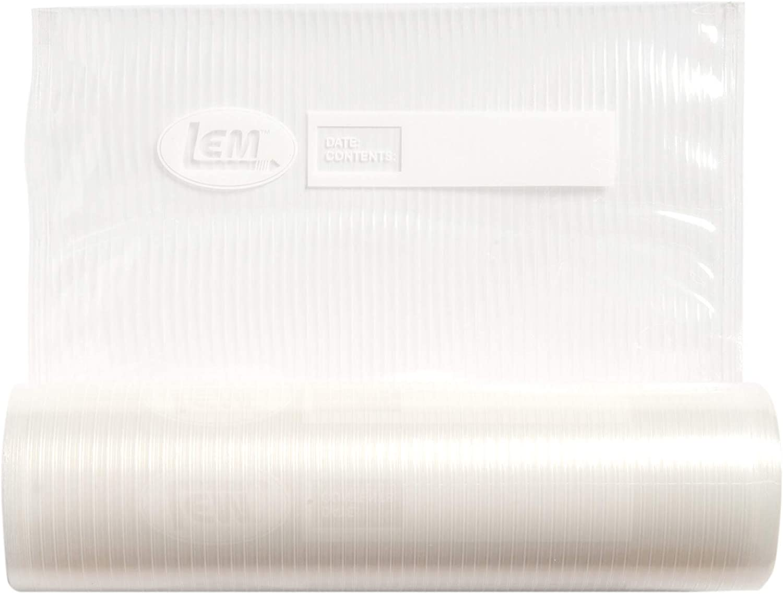 LEM MaxVac Vacuum Sealer Material