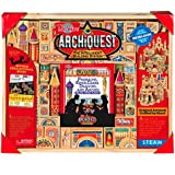 T.S. Shure ArchiQuest Deluxe World Fusion Wooden Blocks: Pharaohs, Kings, Czars, Dragons, and Arches