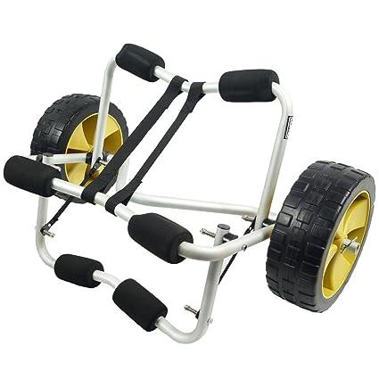 Carro para kayak, modelo A, de Lomo