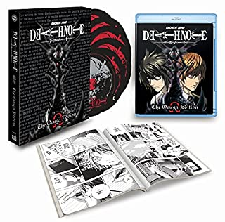 Death Note: Omega Edition (Limited Edition) [Blu-ray] (B015GKSXA2) | Amazon Products