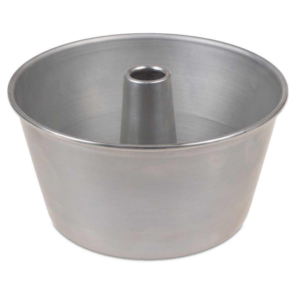 J.B. Prince M361 3.5 HD Aluminum 3.5 Qt. Angel Food Pan