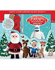 Rudolph the Red-Nosed Reindeer Crochet