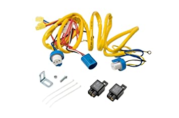 61Zb5AgvCoL._SX355_ amazon com putco 239007hw 9007 100w premium heavy duty headlight relay wiring harness at bayanpartner.co