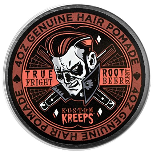 Sourpuss True Fright Light Hold Pomade KK37 Root Beer Scent, N/A