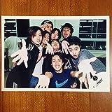 嵐 公式写真 1994大野智 Jr.時代 Jロゴ