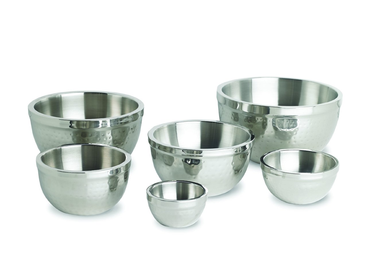 Artisan Insulated, Double-Wall Stainless Steel Serving Bowl, 8-Quart Capacity by Artisan (Image #2)