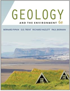 Geology and the environment bernard w pipkin dee d trent geology and the environment fandeluxe Image collections