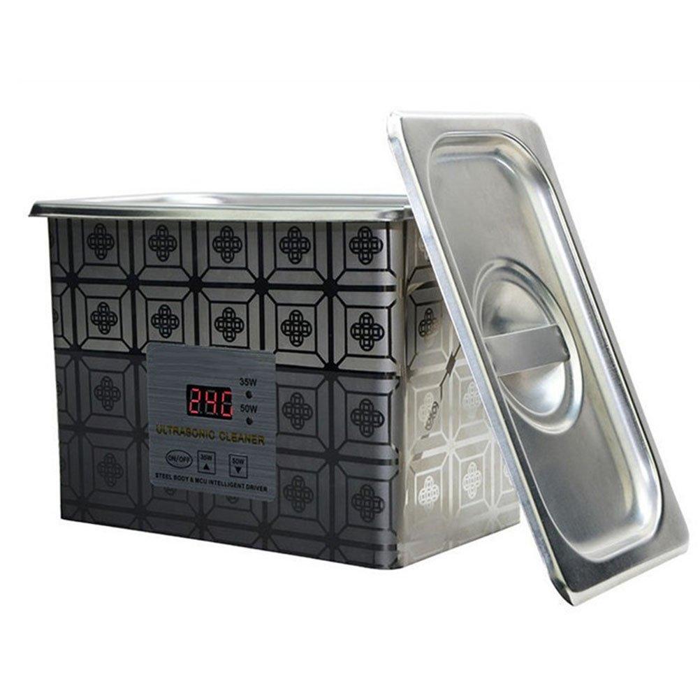 BVC Ultrasonic Cleaner Limpiador por Ultrasonidos - Temporizador Digital, BK-3050, 800Ml (175 X 110 X 135 Mm): Amazon.es: Hogar
