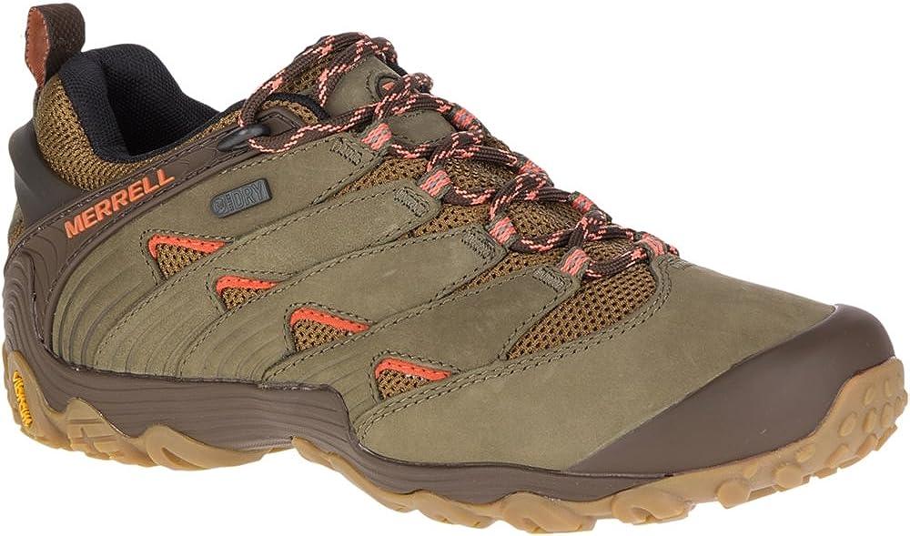 Merrell Women s Chameleon 7 Waterproof Hiking Shoe